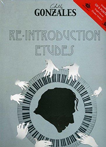 Re Introduction Etudes - arrangiert für Klavier - mit CD [Noten / Sheetmusic] Komponist: Gonzales Chilly