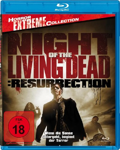 Night Of The Living Dead: Resurrection - Horror Extreme Collection [Blu-ray]