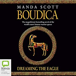 Boudica: Dreaming the Eagle cover art