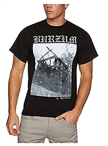 Burzum - T-Shirt - Aske