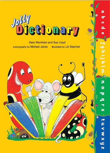 Wernham, S: Jolly Dictionary (Jolly Grammar)