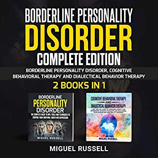 Borderline Personality Disorder Complete Edition cover art