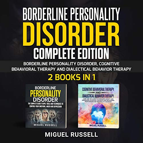 『Borderline Personality Disorder Complete Edition』のカバーアート