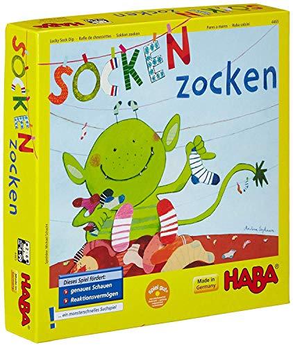 HABA - Socken zocken