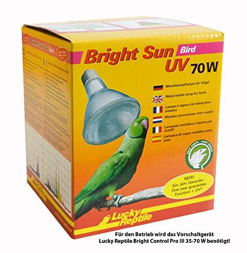 Lucky Reptile BSB-70 Bright Sun UV Bird 70 W