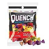 Quench Gum, 12 Variety Bags, 2.4 Ounce Each