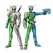 S.H.フィギュアーツ 仮面ライダーW(ダブル) サイクロントリガー&サイクロンメタル ダブルサイクロンセット