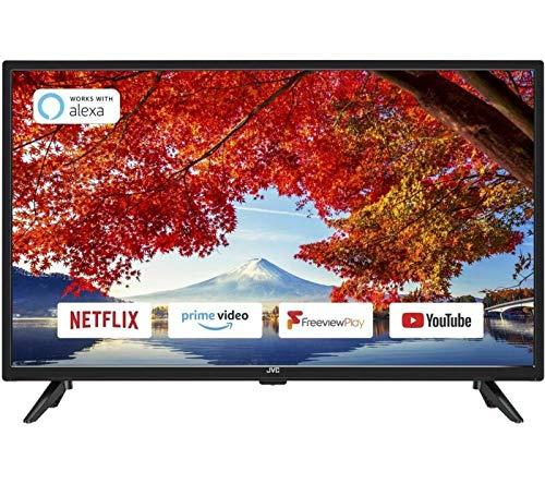JVC LT-32C600 32' Smart HD Ready LED TV