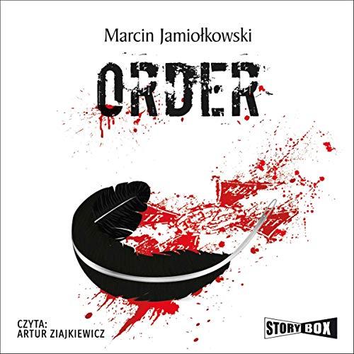 Order audiobook cover art