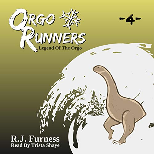 Orgo Runners: Legend of the Orgo cover art