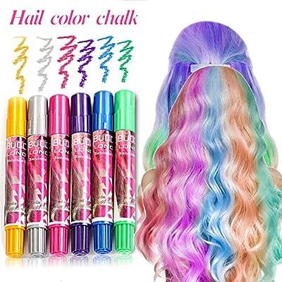 Haarkreide Haarfarben Hair Chalk