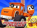 Monster Town - La ville des Monster Trucks