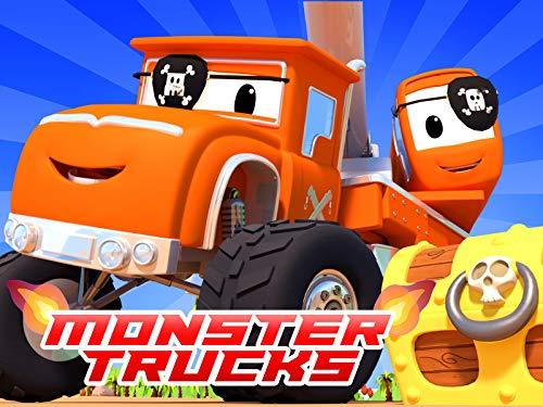 Monster Town - la città di Monster Trucks