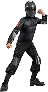 Snake Eyes Classic Costume Size: 4-6 by Disguise