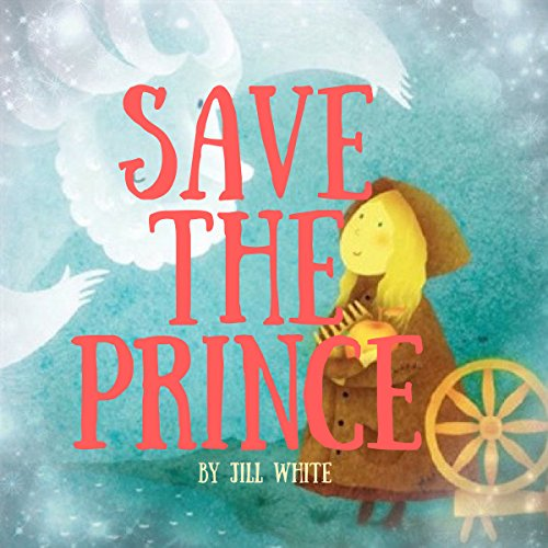 Save the Prince audiobook cover art