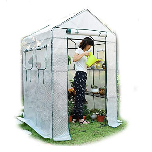 N/Z Home Equipment Mini Greenhouse Strong Plastic PE Cover...