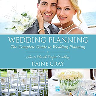 Wedding Planning audiobook cover art