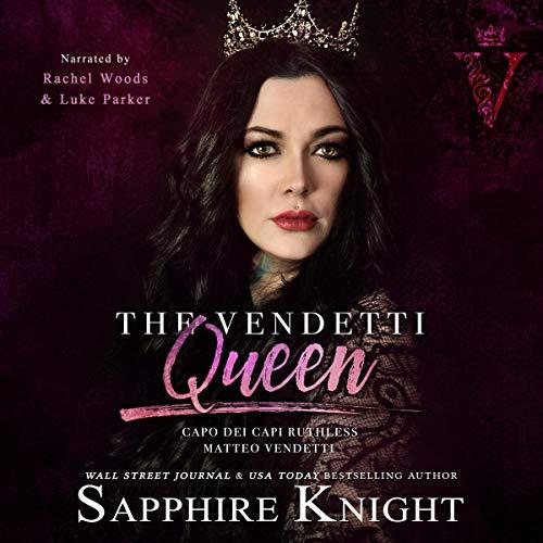 The Vendetti Queen cover art