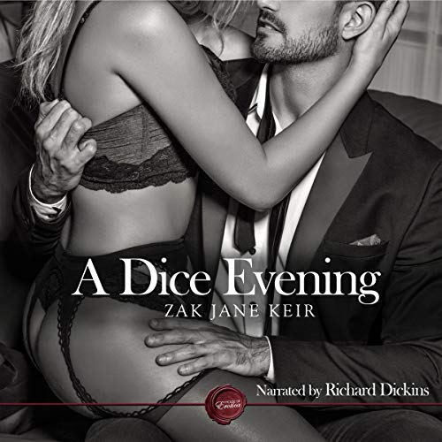 A Dice Evening audiobook cover art