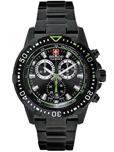 Swiss Military Hanowa Extreme, orologio da uomo, cronografo,...