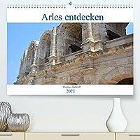 Arles entdecken (Premium, hochwertiger DIN A2 Wandkalender 2022, Kunstdruck in Hochglanz): Spaziergang durch eine der aeltesten Staedte Frankreichs (Monatskalender, 14 Seiten )