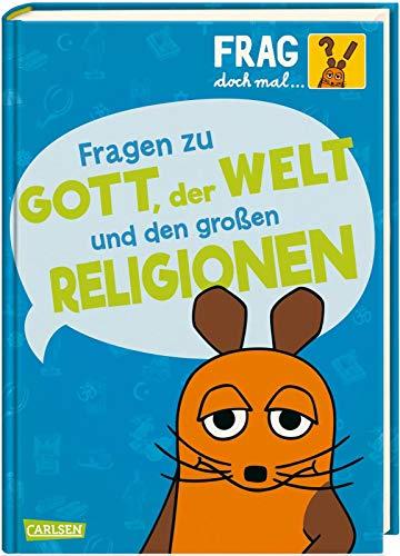 test Frage… Maus!  : Fragen zu Gott, der Welt und großen Religionen Deutschland