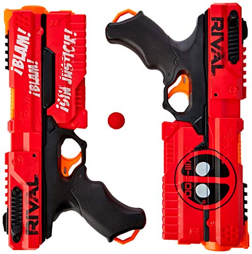 Nerf - - Ner Rival Kronos 2Pk Deadpool (Hasbro E0861SO0)