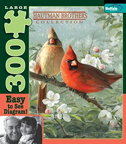 Buffalo Games Hautman 300 - Orchard Cardinals by Buffalo Games