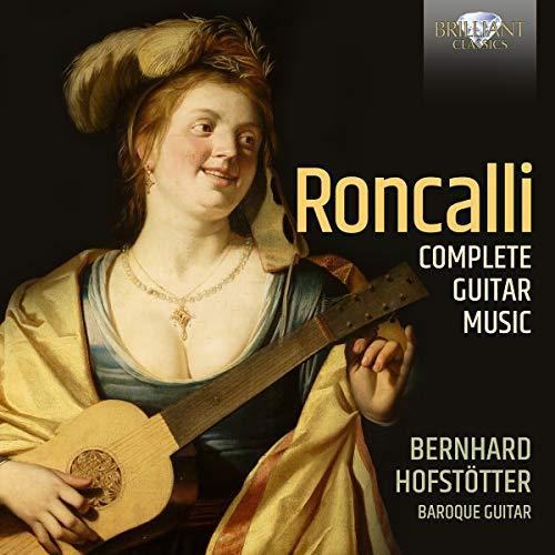 Roncalli:Complete Guitar Music