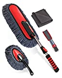 Best Car Dusters - Microfiber Car Duster Exterior Scratch Free with Extendable Review