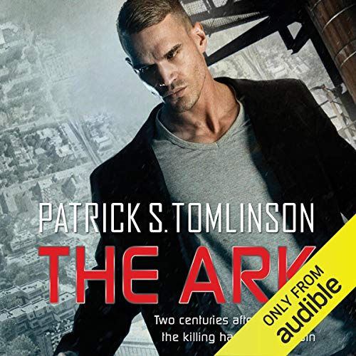 Couverture de The Ark