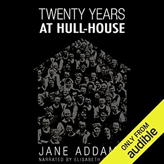 20 Years at Hull House audiobook cover art