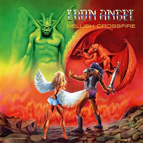Hellish Crossfire (Green Vinyl/Poster) [Vinyl LP]