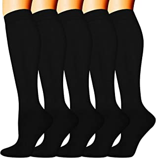 Compression Socks - Compression Socks Women & Men - Best for Athletic, Running,Flight Travel,Nursing