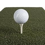 Real Feel Golf Mats Country Club Elite 3'x4' Premium Golf Practice Indoor Outdoor Use (1)