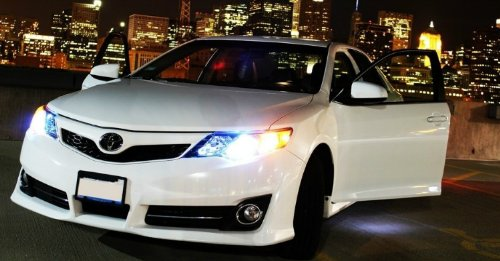 Innovited HID Xenon Replacement Bulbs Lamp H1 5000K