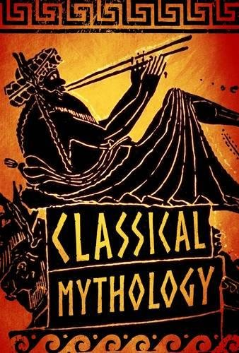 Classical Mythology (Barnes & Noble Leatherbound Classic Collection)