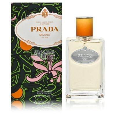Prada Infusion De Fleur D'oranger By Prada For Women Eau De Parfum Spray 3.4 Oz