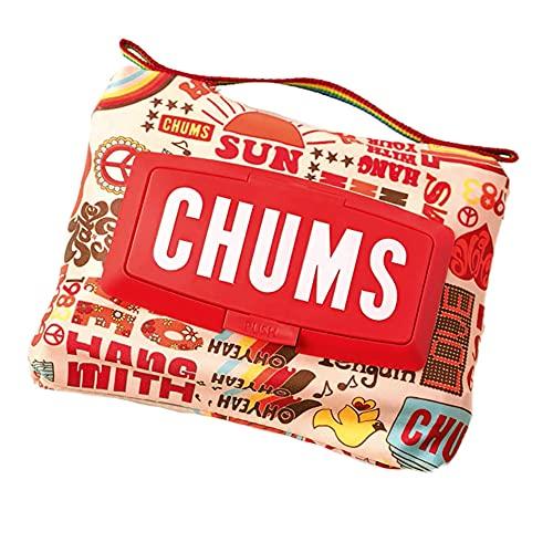 CHUMS(チャムス)ウエットティッシュケースCH621496パワーオブラブ