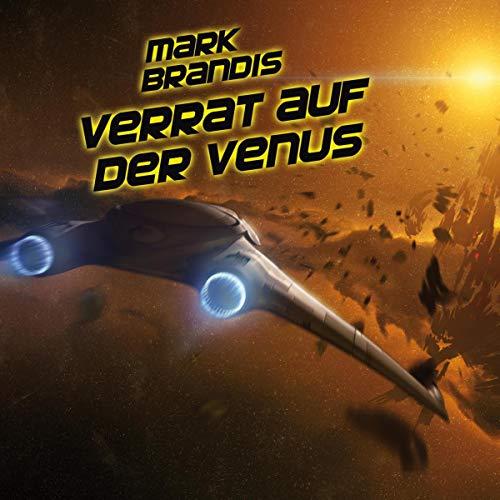 Verrat auf der Venus Titelbild