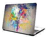 AOGGY Funda MacBook Pro 13 Pulgadas 2020 Versión A2338 M1/A2289/A2251,Colorful Pattern Plastico Cáscara Dura Case para 2020 MacBook Pro 13 Pulgadas con Touch Bar y Touch ID - Bombilla de Color
