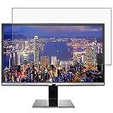 Puccy 2 Pack Anti Blue Light Screen Protector Film, compatible with AOC u3277pwqu / u3277fwq / u3277pqu / u3277 32' Display Monitor TPU Guard ( Not Tempered Glass Protectors )