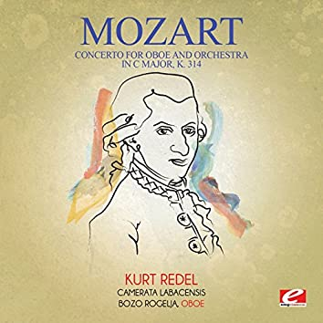 Mozart: Concerto for Oboe and Orchestra in C Major, K. 314 (Digitally Remastered)