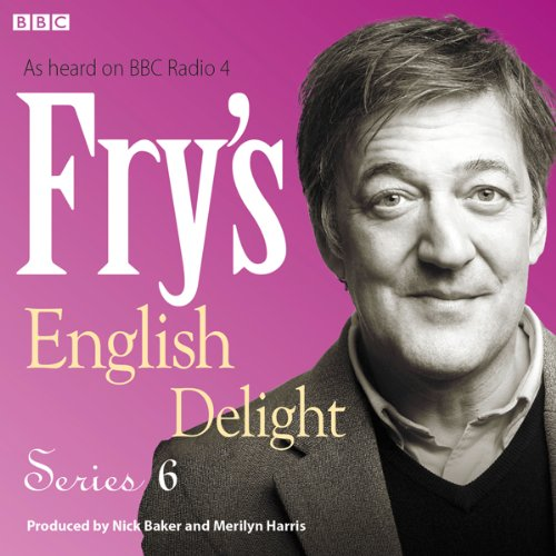 Fry's English Delight - Series 6 cover art