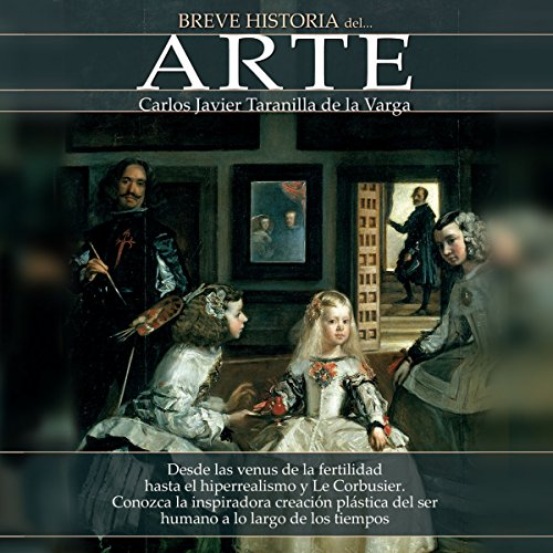 Breve historia del arte [Brief history of art] audiobook cover art