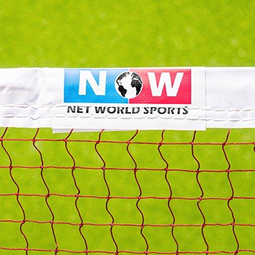 Vermont Badminton Netze (BWF-genehmigt) – Turnierklasse Badmintonnetze (2 Größen) (7,3m)