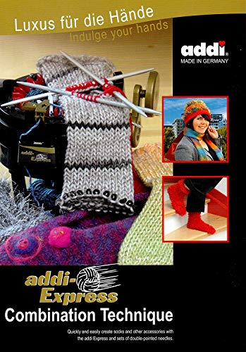 addi Express Combination Technique Instruction and Pattern Book