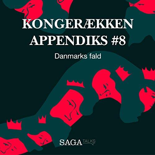Danmarks fald cover art