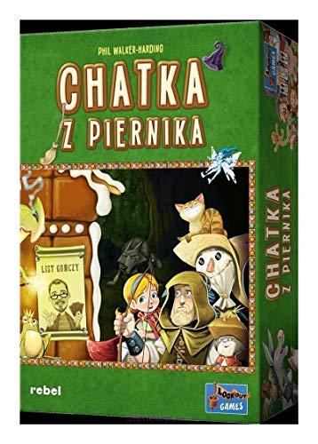 Rebel 3558380059271 Chatka Z Piernika
