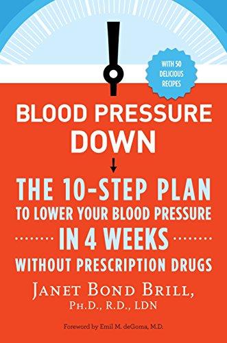 Best blood pressure books dr.marlene for 2020